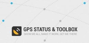 GPS Status & Toolbox PRO v5.1.105 (Android)