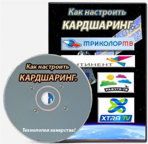 Как настроить каршаринг. Курс. (DVD Rip) 2012