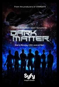 Тёмная материя (1-13 серии)