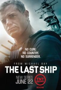 Последний корабль (2 сезон 1-13 серия из 13)