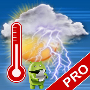 Weather Services PRO FULL v3.5.1 [Ru/En] - погодное приложение с часами, виджетами и поддержкой графических тем