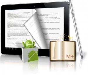 Moon + Reader Pro v3.1.0 [Ru/Multi] - функциональная читалка книг под Андройд
