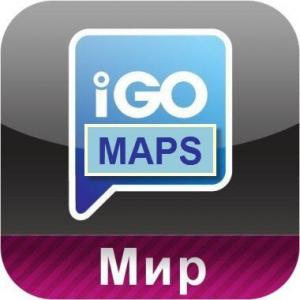 Карты и контент для IGO 8.3 World Maps - весь мир (HERE 2015.Q1, TomTom 2015.03 и другие) [Ru/Multi]