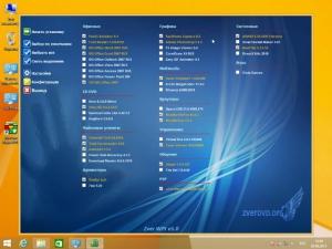 Zver 2015.8 Windows 8.1 Pro x64 [Ru]
