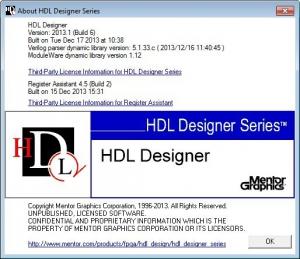 Mentor Graphics HDL Designer 2013.1 [En]