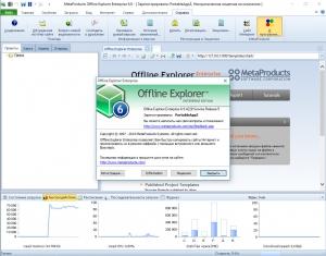 MetaProducts Offline Explorer Enterprise 6.9.4228 SR5 Portable by PortableAppZ [Multi/Rus]