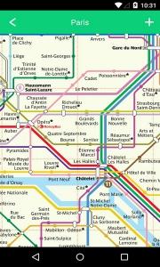 Global Metro v3.1 [En] - оффлайн карты метро Мира