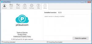 pCloud Drive 3.2.1 [En]