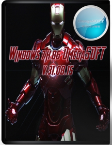 Windows 7x86 Ultimate by OmegaSOFT v.31.08.15 (x86) [Ru]