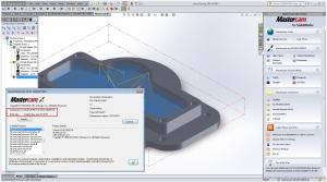 Mastercam X9 for SolidWorks Update1 (v18.0.14020.10) x64 [ENG]