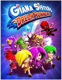 Giana Sisters Dream Runners Мультиплеер
