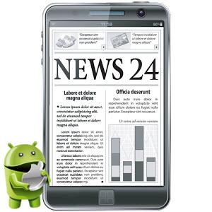 Новости 24 / News 24 + виджеты v2.6.7 Pro [Ru] - программа для чтения новостей