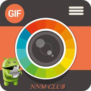 Gif Me! Camera Pro 1.50 [En/Ru] - создание мини GIF-анимации