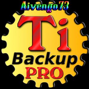 Titanium Backup Pro 7.2.2 [Ru/Multi] - Бэкап приложений и данных