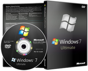 Windows 7 Ultimate By Altron 31.08.2015 (x86) [Ru]