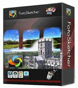 FotoSketcher 3.70 Final + Portable [Multi/Ru]