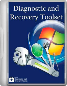 Microsoft Diagnostic and Recovery Toolset (MSDaRT) All in one (04.09.15) [Ru/En]