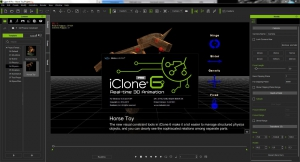 Reallusion iClone Pro 6.2.2102.1 Retail + Resource Pack [En]