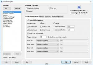 ScrollNavigator 5.2.1 RePack by KpoJIuK [En]