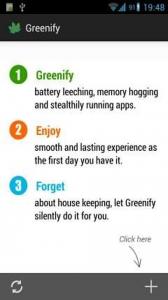 Greenify версия: 2.7.1 [Ru]