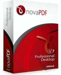 novaPDF Professional Desktop 7.7 Build 399 Final RePack by D!akov [Ru/En]
