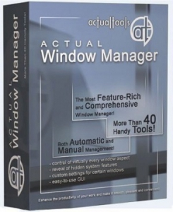 Actual Window Manager 8.5.1 [Multi/Ru]