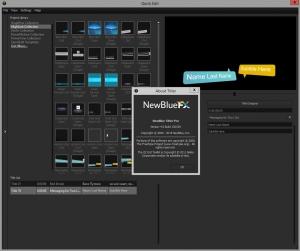 NewBlue Titler Pro 4.0 build 150529 [En]