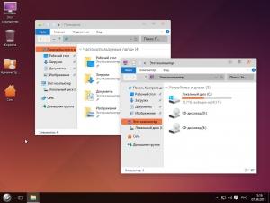 Новые темы для оформления Windows 10 by Leha342 (08.09.2015)