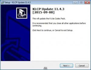 K-Lite Codec Pack Update 11.4.3 [En]