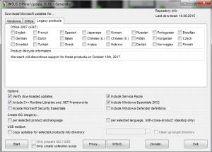 Полный набор обновлений для Microsoft Windows и Office (x86-x64)[Ru/En](09.09.2015)