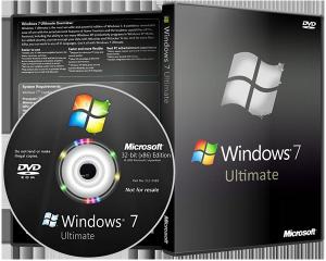 Windows 7 Ultimate SP1 by Xotta6bi4 [оригинальный дистрибутив с поддержкой USB 3.0] (x86) [Rus]