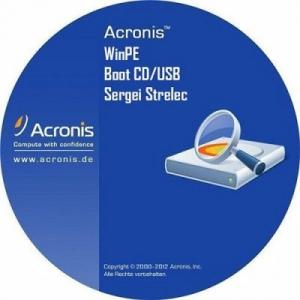 Acronis True Image 2016 19.0 Build 5586/Disk Director 12.0.3223 (Bootable ISO WinPE 10x64) by Sergei Strelec [Ru/En]
