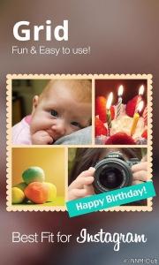 Photo Grid - Collage Maker Premium v5.03 [Ru/Multi] - Cоздание своих фотоколлажей