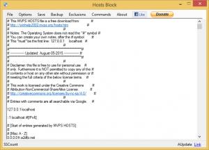 Hosts Block 1.2.8.0 [En]
