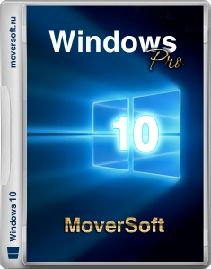 Windows 10 Pro MoverSoft (x64) [Multi/Ru] (09.2015)