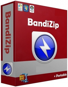 Bandizip 5.09 + Portable [Multi/Ru]