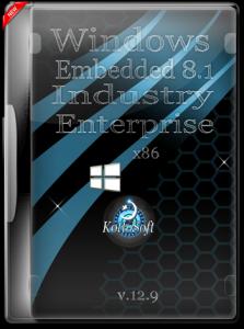 Windows Embedded 8.1 Industry Enterprise KottoSOFT (x86) [Ru]