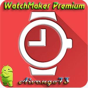 WatchMaker Premium 3.9.3 (Final) [En] - Создание циферблатов для SmartWatch