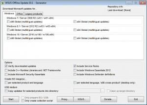 WSUS Offline Update 11.5 Portable [En]