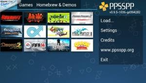 PPSSPP Gold - PSP emulator 1.1.0.0 [Ru]
