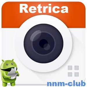 Retrica Pro v2.7 Patched [Ru/Multi] - фото с фильтрами реального времени