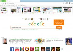 CocCoc 78.0.136 Portable by Cento8 [Ru/En]