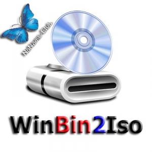WinBin2Iso 4.33 Build 001 + Portable [Multi/Ru]
