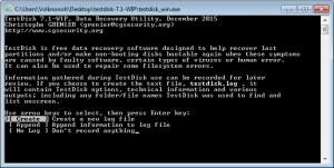 TestDisk & PhotoRec 7.2 Beta Portable [Multi/Ru]