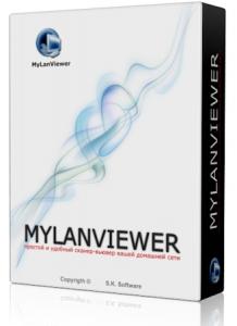 MyLanViewer 4.19.7 + Portable [Ru/En]