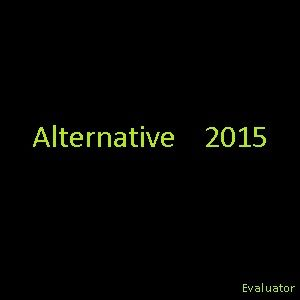 VA - The Best Of Alternative2015 by Evaluator