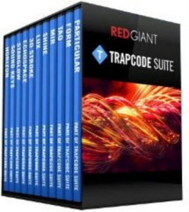 Red Giant Trapcode Suite 13.0.1 [En]