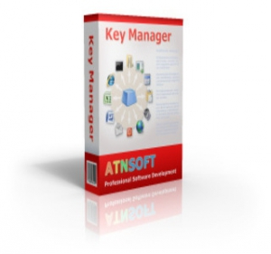 Atnsoft Key Manager 1.11.0.350 RePack + Portable by Vnvvnv [Multi/Ru]