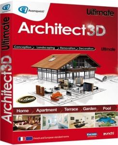 Avanquest Architect 3D Ultimate 17.6.0.1004 [En]