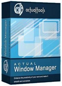 Actual Window Manager 8.6.2 [Multi/Ru]